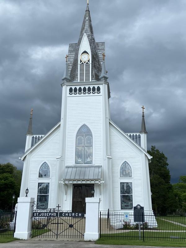 Saint Joseph Catholic Church, New Waverly, Texas